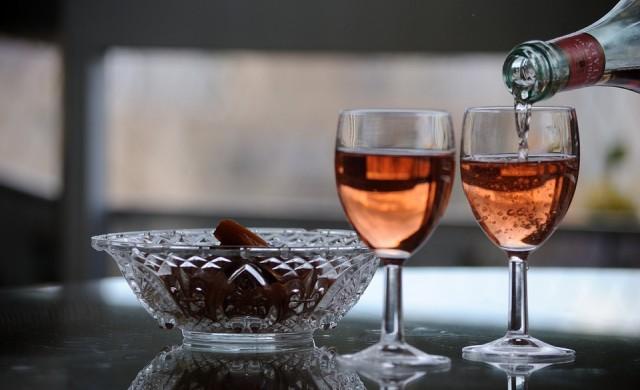Виното и храната