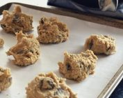 Домашни бисквити с овесени ядки