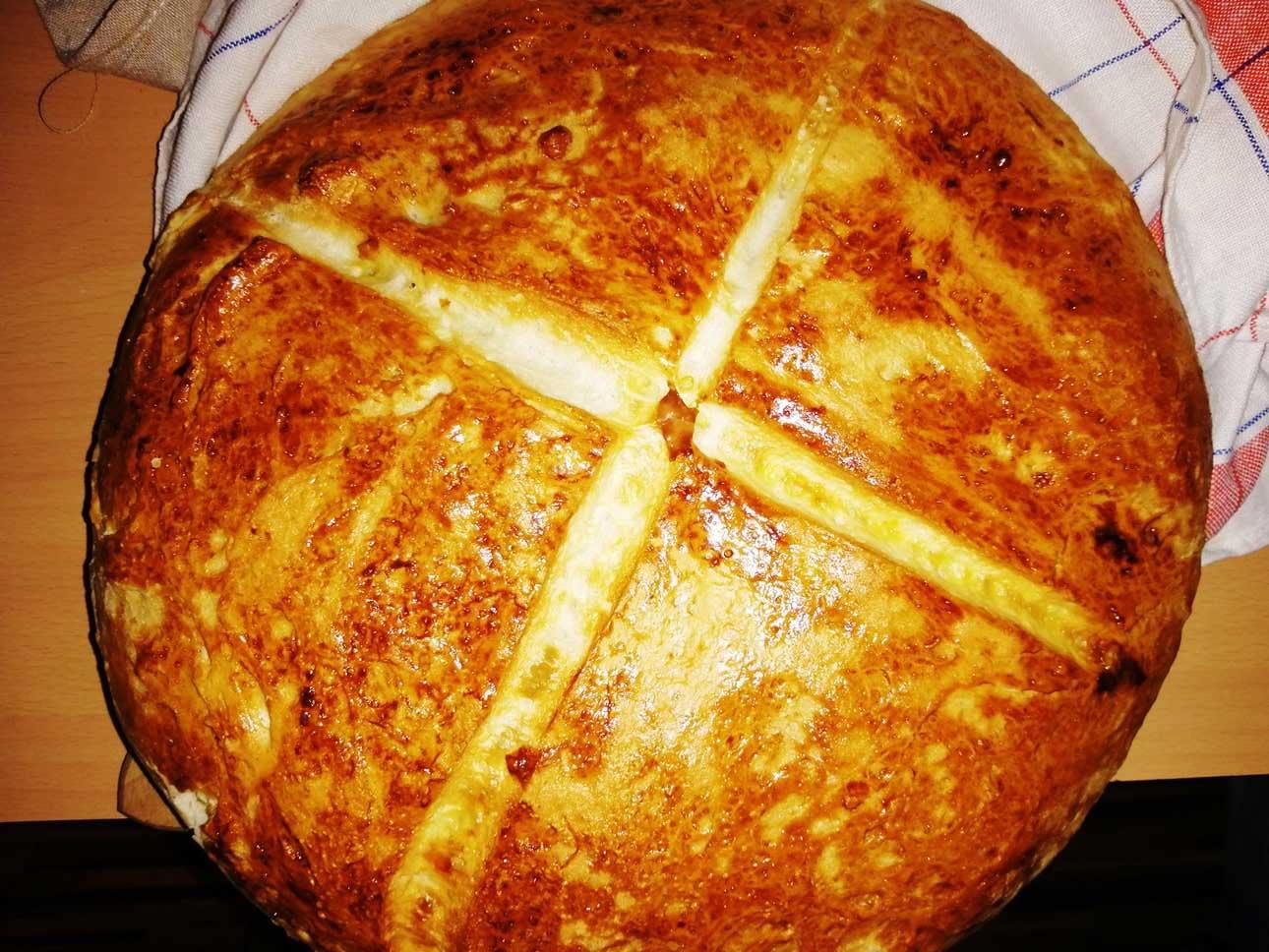 Обреден хляб с мая